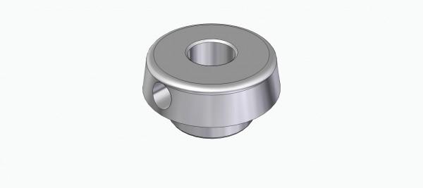 Einpressnabe Standard-Type für Räder ( für 6 mm Welle)