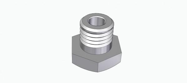 Gleitlager klein für 4 mm Ø Welle