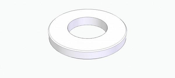 Unterlegscheibe 8 x 4,1 x 1 mm
